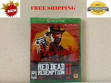 ** Brand New ** RED DEAD REDEMPTION 2 XBOX ONE 4K Best RATED Video Game - SEALED