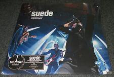 SUEDE-ROYAL ALBERT HALL 24 MARCH 2010-180g VINYL 3xLP+DL 2014-NEW & SEALED