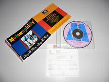 Single CD Boyz II Men - Motownphilly 4.Tracks 1991 mit Info