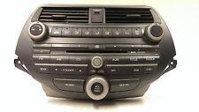 Original 2008-2012 honda accord Clock radio CD mp3 clima mando de 39100-ta0-a01
