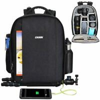 Professional Camera Laptop 2 in 1 Backpack  DSLR Bag Case for Sony Canon Nikon
