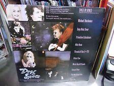 Dogs In Space Soundtrack [Michael Hutchence Boys Next Door] LP 1986 Atlantic EX