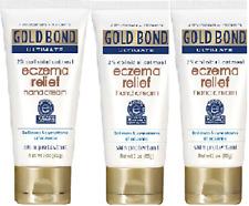 Gold Bond Eczema Relief Hand Cream, 3 Ounce (3 Pack)