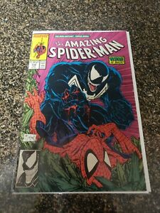 Amazing Spider-Man #316, First 1st Venom Cover Appearance McFarlane 💥💥💥