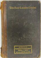 New Laudes Domini by Charles Robinson 1892 Immanuel Presbyterian Tacoma Wa