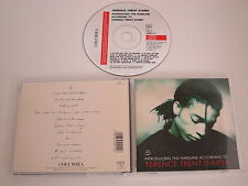TERENCE TRENT D´ARBY/INTRODUCING THE HARDLINE(COLUMBIA COL 450911 2) CD ALBUM