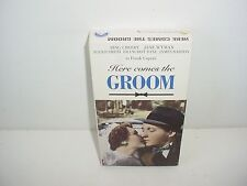 Here Comes the Groom VHS Video Tape Movie