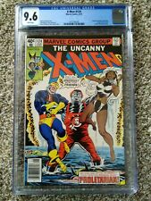 UNCANNY X-MEN #124 CGC Grade 9.6 - First App. of the PROLETARIAN. FREE SHIPPING