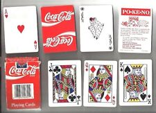 1992 - COCA COLA - Cincinnati - Jeu de 54 cartes - Plastic Coated Playing Cards