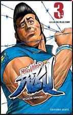 manga Prisonnier Riku Tome 3 Shonen Shinobu Seguchi Editions Akata VF Nouveau !!