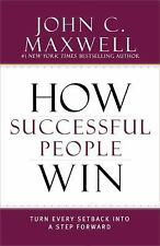 HOW SUCCESSFUL PEOPLE WIN unabridged audio book on CD by JOHN C. MAXWELL