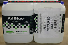 20Ltr Greenchem AdBlue 20L + FREE Pouring Spout For Audi Vehicles 20 Litre