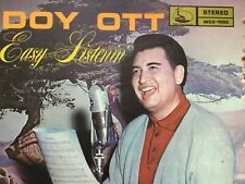 Doy Ott Easy Listinin' 1967 Mint vinyl Lp White Church Wcs-1003 +bonus Cd