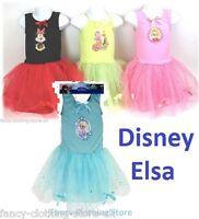 Disney PRINCESS ELSA TINKERBELL MINNIE MOUSE Tutu Fairy Fancy Dress Party frozen