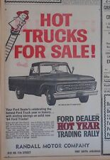 1964 newspaper ad for Ford - Styleside Pickup truck, Hot Trucks for Sale