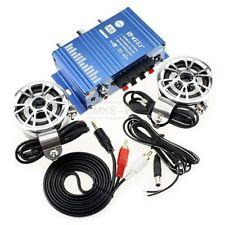 Amplificateur Hi-Fi mini pour voitures moto 12V stéréo ampli