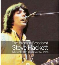 Steve Hackett - Bremen Broadcast: Musikladen 8th November 1978 [New DVD] NTSC Fo