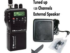 The Midland 75-822 SMALL CB Radio BRAND NEW w/mods and Speaker