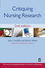Critiquing Nursing Research-ExLibrary