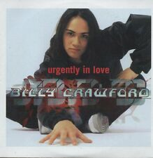 ★☆★ CD Single Billy CRAWFORDUgently In Love 3-track CARD SLEEVE NEW SEALED  ★☆★