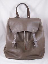Orla Kiely Stem Punched Leather Bridget Bag Pebble