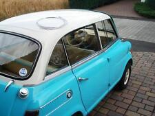 Chrom Leiste Keder für Regenrinne Dach BMW Isetta 600 NEU