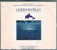 COFFRET 2 CD BOF / OST 33 TITRES--LE GRAND BLEU / VERSION INTEGRALE--ERIC SERRA