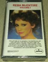 Reba McEntire Volume 1 and 2 1991 Cassette Tape Test and Works