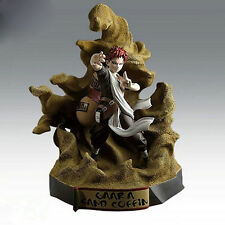 Anime Naruto Sabaku no Gaara Sand Coffin Ver. PVC Figure CHN Ver. New In Box