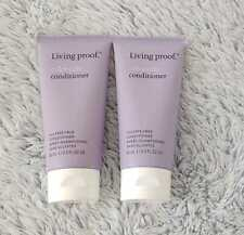 Lot of 2 Living Proof Color Care Conditioner 2 fl oz each Sulfate-Free NEW