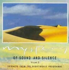 Mystery of sound and Silence (Nightingale Records, 1991) 3: Karunesh, S [CD ALBUM]