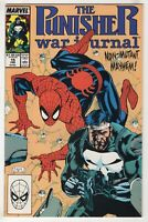 Punisher War Journal #15 (Feb 1990, Marvel) [Spider-Man] David Ross, Jim Lee