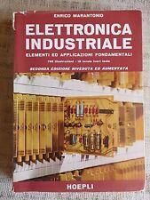 Elettronica industriale elementi ed applicazioni fondamentali  Enrico Marantonio