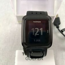 TomTom Golfer GPS Smart Wrist Watch Sport Black Activity Tracker Golf Running