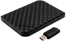 Verbatim Store'N'Go Combo 1.5tb Duro Portátil Drive y 16gb Memoria Bolígrafo