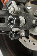 Harley Davidson XR1200 (X) 2011 R&G Racing Swingarm Protectors SP0029BK Black