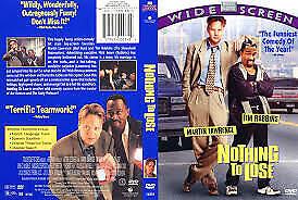 Brand New WS DVD Nothing to Lose Tim Robbins Martin Lawrence Patrick Cranshaw