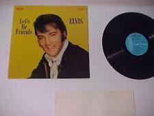OLD Rock Pop Music Record ALBUM ~ELVIS PRESLEY~ Vintage 33rpm Vinyl Disc LP 1970