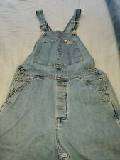 New listing Vintage Guess Jean Overalls Womens Large