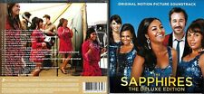 The Sapphires ,Deluxe edition soundtrack cd album-Jessica Mauboy,Sam & Dave, exc