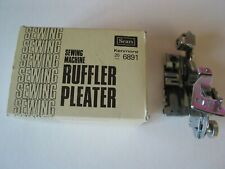 5093 Ruffler for Low Shank Sears Sewing Machines w Instructions