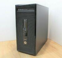 HP ProDesk 400 G2 Windows 10 Tower PC Intel Core i5 4th Gen 3.0 4GB RAM 2TB WiFi