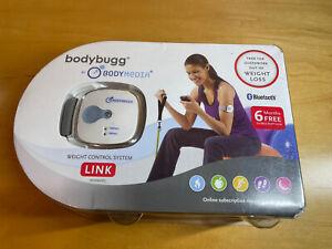Bodybugg Link Armband By Bodymedia Weight Control System BLUETOOTH Brand New NIP