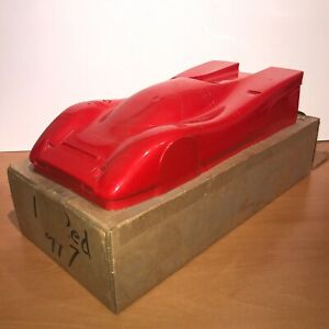 VINTAGE PORSCHE 917 1/8 PAN CAR BODY SCALE RADIO CONTROL PRODUCTS FIBERGLASS