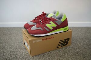 New Balance M 1300 RLG Made in England US9.5