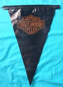 GRAND FANION MOTO HARLEY DAVIDSON MOTOR CYCLES FLAG