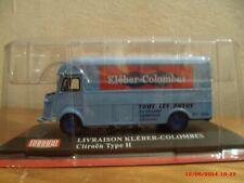 n° 9 CITROEN Type H KLEBER COLOMBES Pneus VILLARD (16) CAMION GARAGE 1/43 neuf