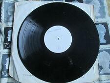 Glenn Cardier  WHITE Label YAX 5085 UK Vinyl LP Album  EMC 3115 Glenn Cardier