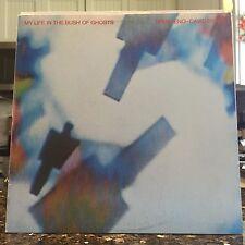 OG M- Brian Eno David Byrne My Life in the Bush of Ghosts LP Vinyl Talking Heads
