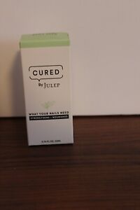 NIB New 'CURED' by Julep What Your Nails Need - .74-Oz.